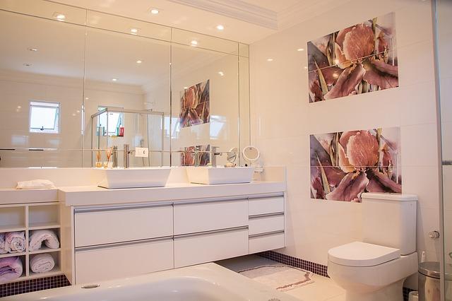 meble w łazience